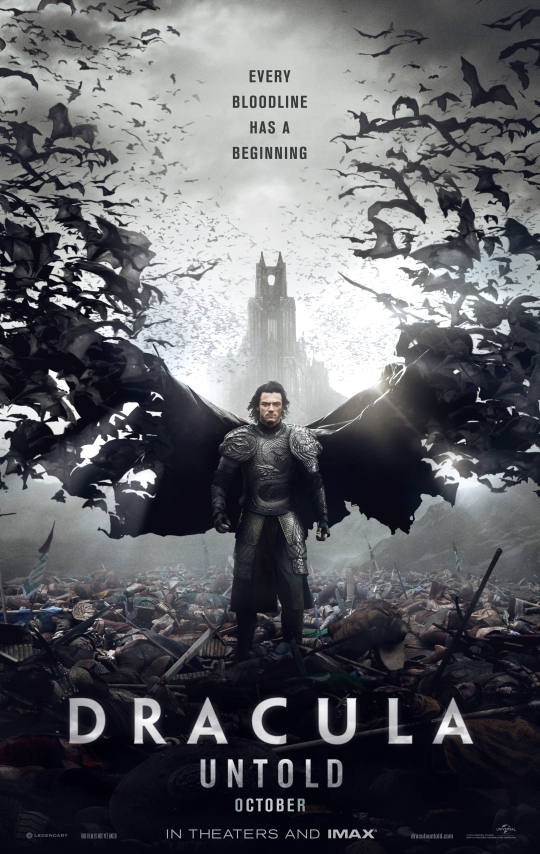 Dracula Untold 01 poster (AlKHall Booze Revooze Bar None)