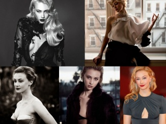 Sarah Gadon 2014-10-02 Bar None Wallpaper (AlKHall)