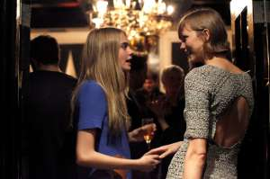 Cara Delevingne and Karlie Kloss 01 in the Bar None (AlKHall Bar None Dregs)