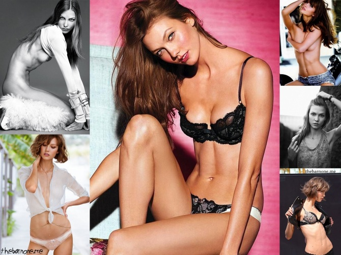 Karlie Kloss Bar None Wallpaper - Click on the shot for a wallpaper (AlKHall Bar None Dregs)