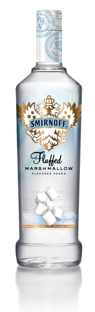 Kiddy Vodka 08 Marshmallow  Vodka (AlKHall Bar None Dregs)