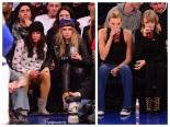Michelle Rodriguez, Cara Delevignge, Karlie Kloss, Taylor Swift (AlKHall Bar None)