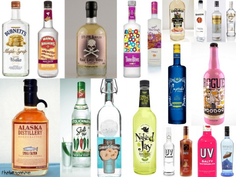 Vodka 00 (AlKHall Bar None Dregs)