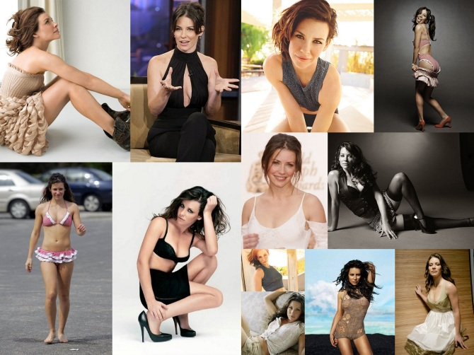 Evangeline Lilly Bar None Wallpaper - Click on the Shot for a Wallpaper