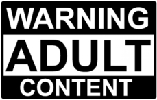 adult content warning