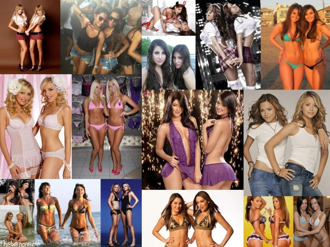 Hot Twins Bar None wallpaper - Click on the shot for a wallpaper 2015-03-11