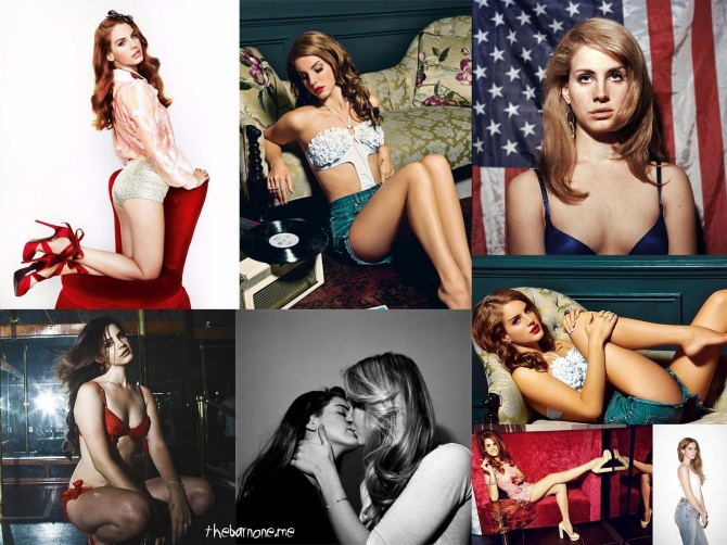 Lana Del Rey Bar None Wallpaper -Click on the Shot for a Wallpaper