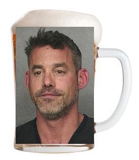Nicholas Brendon mug shot