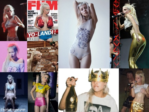 Yolandi Visser 2015-03-18 Bar None Wallpaper - Click on the shot for a wallpaper