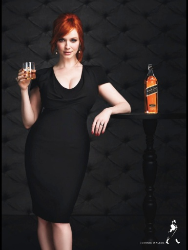 Christina Hendricks in the Bar None Used 2015-04-11 (Bar None Audio Dregs AlKHall)