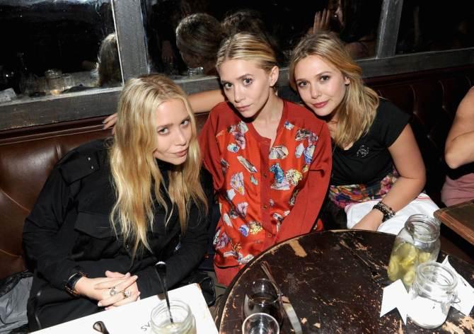 Elizabeth Olsen 09 in the Bar None Mary-Kate & Ashley Olsen (Audio Dregs Booze Revooze AlKHall)