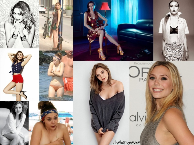 Elizabeth Olsen Bar None Wallpaper - Click on the shot for a wallpaper (AlKHall Booze Revooze Audio Dregs)