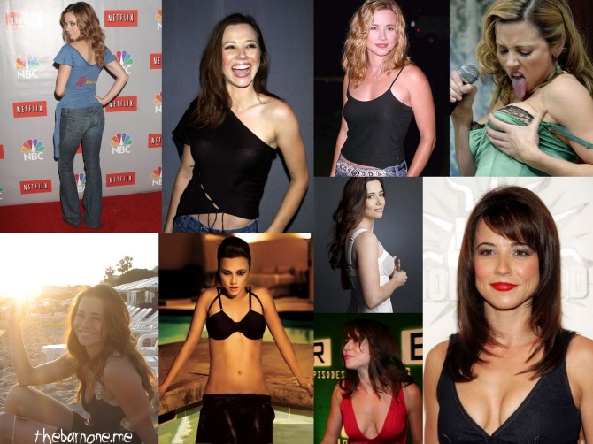 Linda Cardellini  Bar None Wallpaper - Click on the shot for a wallpaper (AlKHall Booze Revooze Audio Dregs)