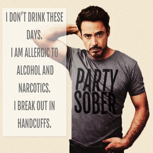 Robert Downey Jr (AlKHall Booze Revooze Audio Dregs)Robert Downey Jr (AlKHall Booze Revooze Audio Dregs)