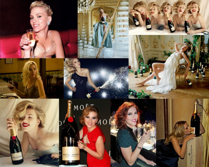 Scarlett Johansson in the Bar None Wallpaper - click on the shot for a wallpaper (AlKHall Booze Revooze Audio Dregs)