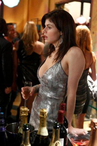 Alexandra Daddario in the Bar None