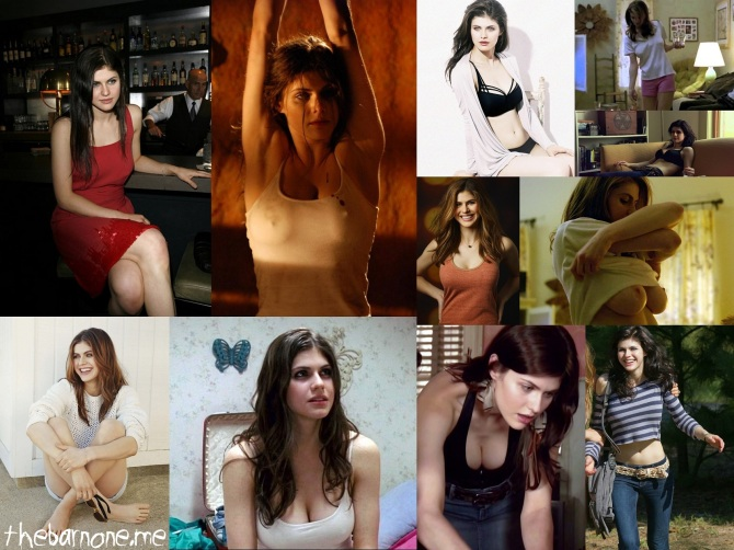Alexandra Daddario Bar None wallpaper - click on the shot for a wallpaper