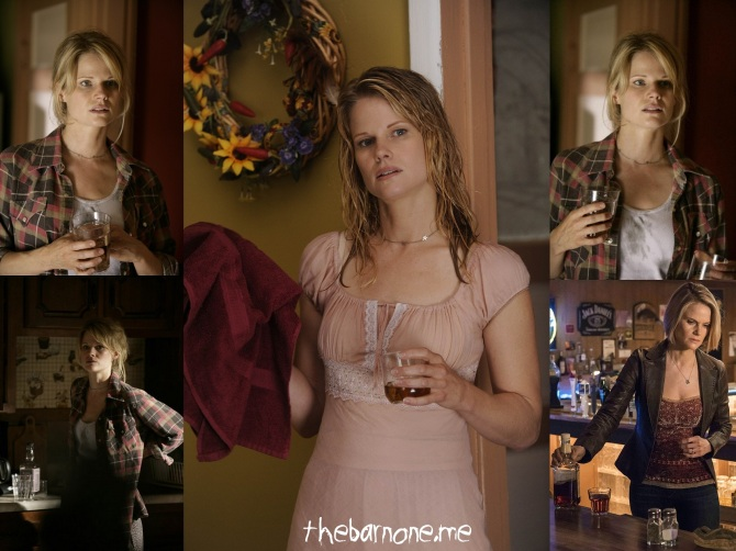 Joelle Carter in the Bar None Wallpaper - Click on the shot for a wallpaper (AlKHall Audio Dregs Bar None)