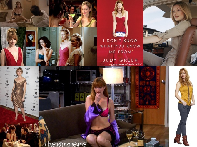 Judy Greer Bar None wallpaper - click on the shot for a wallpaper (Bar None Booze Revooze AlKHall)