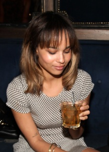 Zoë Kravitz 05 in the Bar None (Bar None Booze Revooze AlKHall)