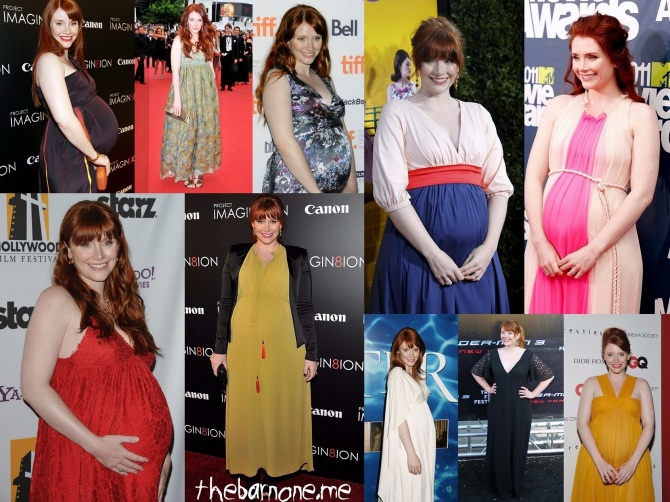 Bryce Dallas Howard Bar None pregnant wallpaper - click on the shot for a walpaper (Bar None Booze Revooze ALKHall)