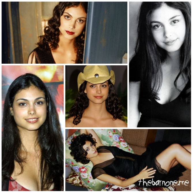 Morena Baccarin collage (Audio Dregs Booze Revooze AlKHal)