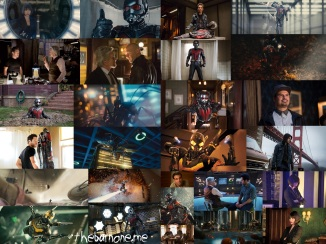 Ant-Man Bar None wallpaper - click on the shot for a wallpaper (Bar None Audio Dregs AlKHall)
