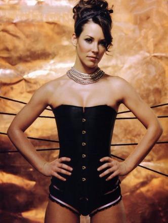 Evangeline Lilly 05 (Bar None Audio Dregs AlKHall)