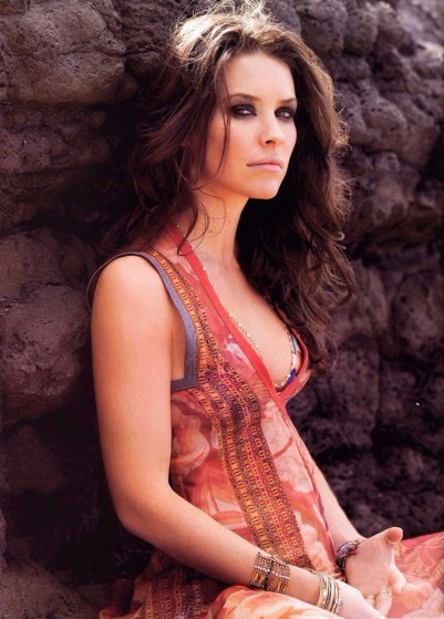 Evangeline Lilly 07 (Bar None Audio Dregs AlKHall)
