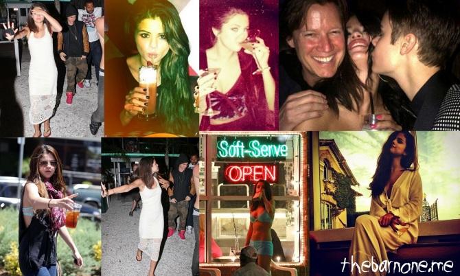 2016-09-29 Selena Gomez in the Bar None Wallpaper